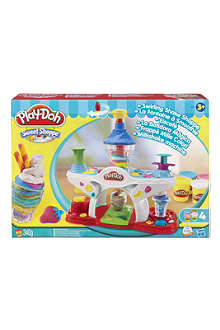PLAYDOH Swirling Cake Shoppe playset
