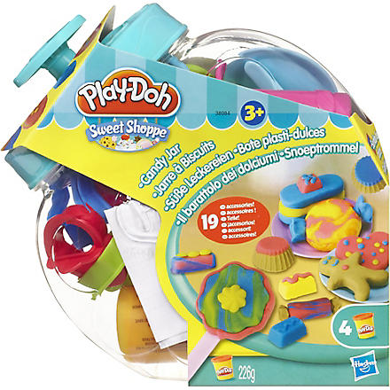 PLAYDOH Sweet Shoppe Candy Jar playset