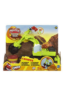 PLAYDOH Chomper The Excavator playset