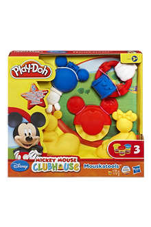 PLAYDOH Mickey Mouse Clubhouse Disney Mouskatools Set