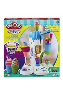 PLAYDOH Sweet Shoppe Perfect Twist Ice Cream playset