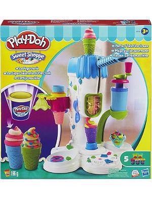 PLAYDOH Sweet Shoppe Perfect Twist Ice Cream playset
