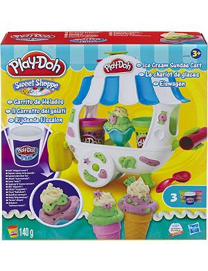 PLAYDOH Sweet Shoppe Ice Cream Sundae Cart
