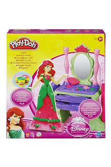 PLAYDOH Disney Princess Ariel's Royal Vanity playset