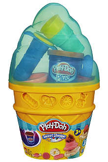 PLAYDOH Sweet Shoppe Ice Cream Cone playset