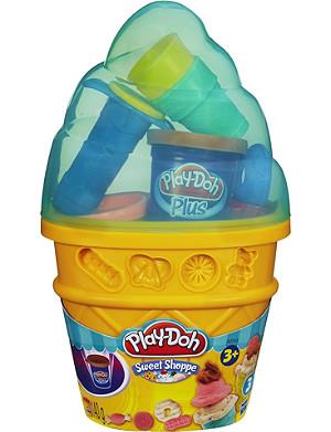 PLAYDOH Sweet Shoppe Ice Cream Cone playset