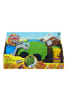 PLAYDOH Trash Tossin' Rowdy the Garbage Truck playset