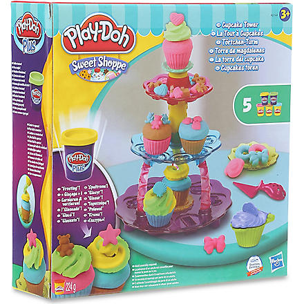 PLAYDOH Cupcake tower playset