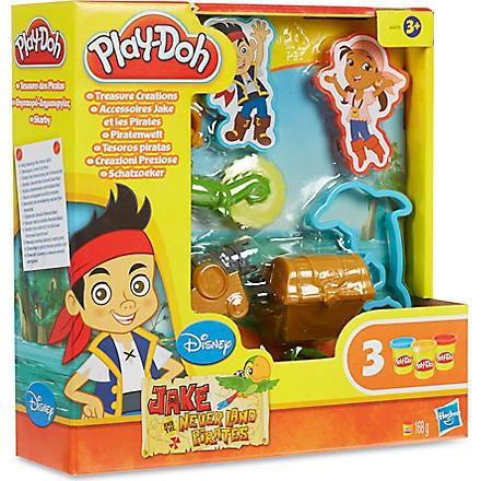 PLAYDOH Jake and the Neverland Pirates set