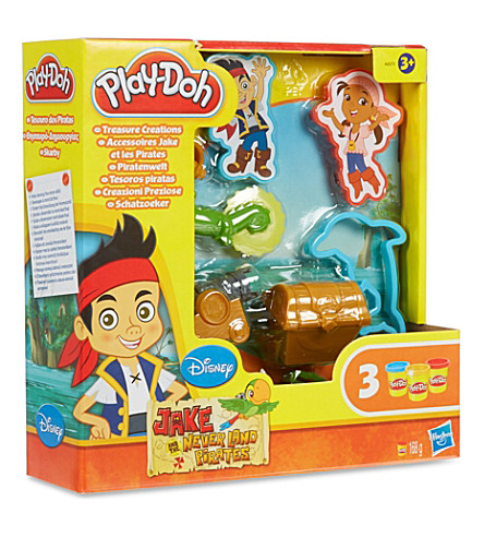 PLAYDOH Jake and the Neverland Pirates set
