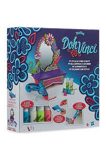 DOHVINCI Doh Vinci Style and Store Vanity set