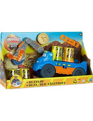 PLAYDOH Play-Doh Diggin' Rigs Buzzsaw set