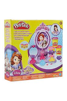 PLAYDOH Disney Sophia the First vanity playset