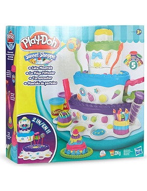PLAYDOH Cake Mountain playset