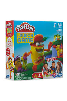 PLAYDOH Play-Doh Launch-o-Rama game