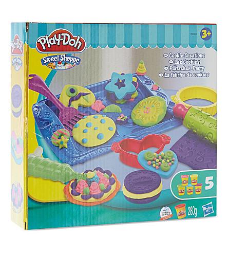 PLAYDOH Cookies playset