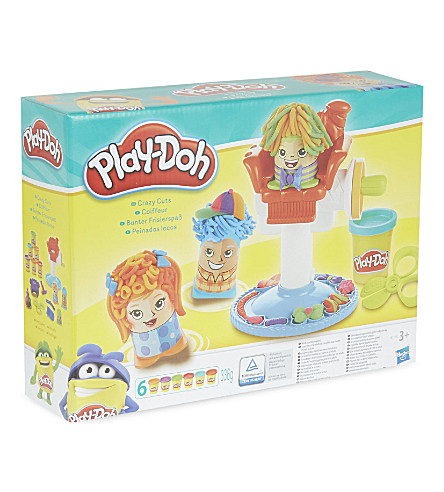 PLAYDOH Play-doh crazy cuts set