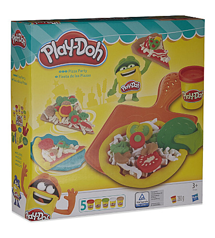 PLAYDOH Play-doh pizza party kit