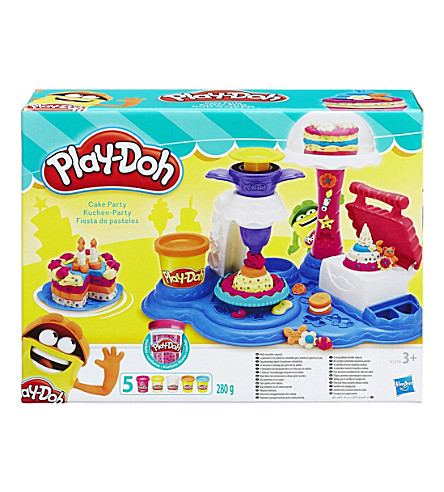 PLAYDOH Cake party set
