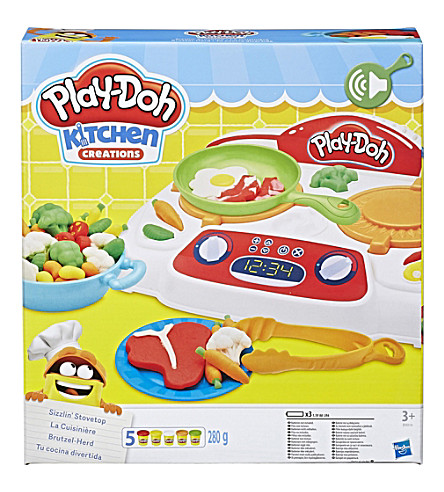 PLAYDOH Sizzlin' Stove Top