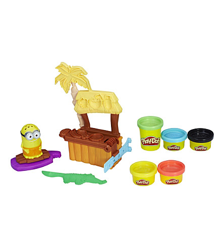 PLAYDOH Minions Paradise toy