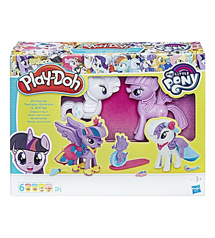PLAYDOH Fashion Fun playset