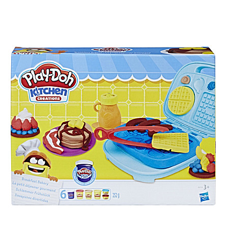 PLAYDOH Breakfast bakery playset