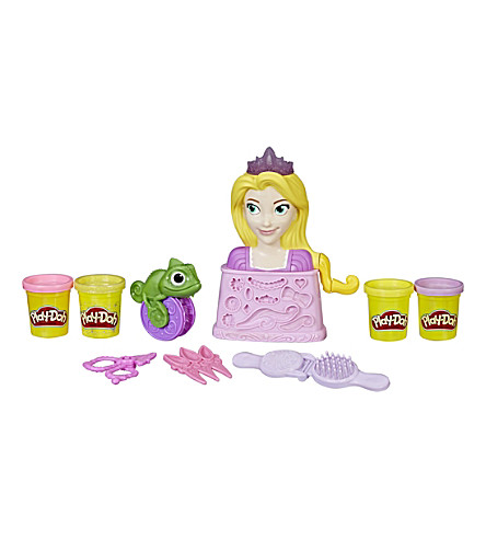 PLAYDOH <mstrans:dictionary translation=&quot;DISNEY&quot;>DISNEY</mstrans:dictionary> Princess Rapunzel Royal Salon