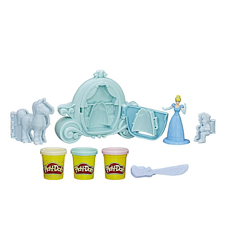 PLAYDOH Disney Princess Cinderella playset