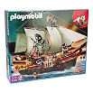 PLAYMOBIL Pirates buoyant pirate ship
