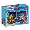PLAYMOBIL Pirate treasure chest play set