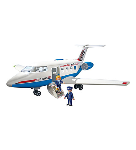 PLAYMOBIL City Passenger Plane playset