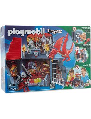 PLAYMOBIL My secret dragon play set