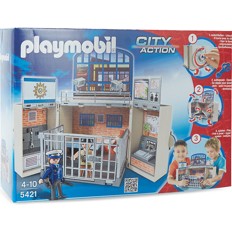 Playmobil Take Along Horse Stable Playmobil 5917 Take Along