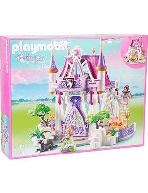 PLAYMOBIL Princess unicorn jewel castle