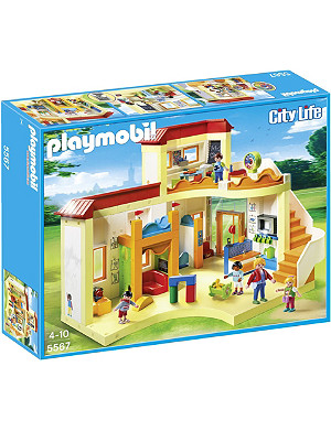 PLAYMOBIL Sunshine Day Nursery play set