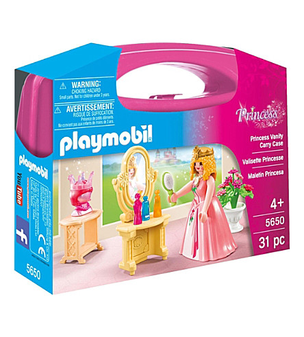 PLAYMOBIL Princess Vanity Case playset