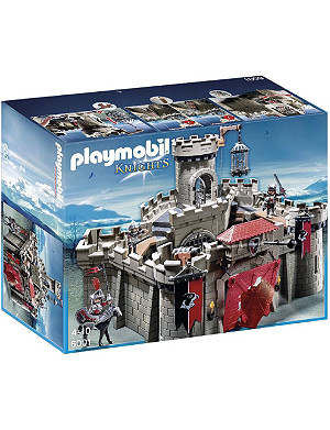 PLAYMOBIL Hawk Knights' castle play set