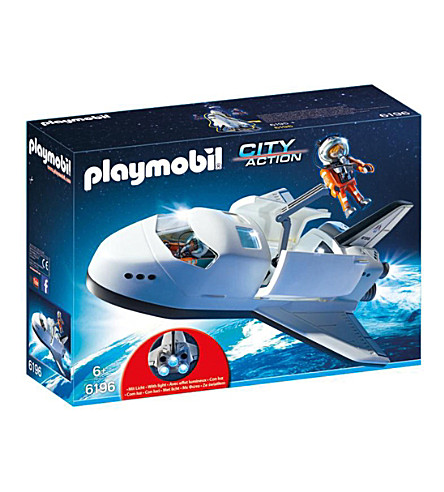 PLAYMOBIL Space Shuttle playset