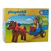 PLAYMOBIL Pony wagon play set