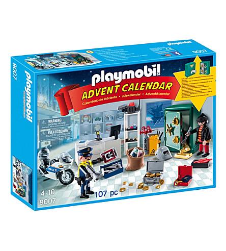 PLAYMOBIL Jewel Thief advent calendar