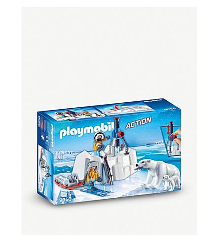 PLAYMOBIL Arctic Explorers with Polar Bears playset