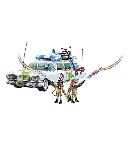 PLAYMOBIL Ghostbusters Ecto 1 9220 car playset