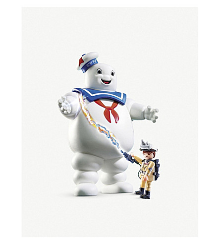 PLAYMOBIL Ghostbusters marshmallow man figure