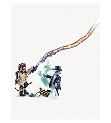 PLAYMOBIL Ghostbusters Spengler and Ghost playset