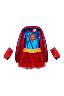 RUBIES Supergirl costume 3-8 years