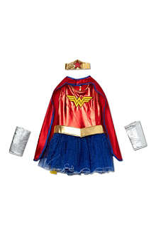 RUBIES Wonder Girl costume 3-8 years
