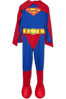 RUBIES Superman costume 3-8 years