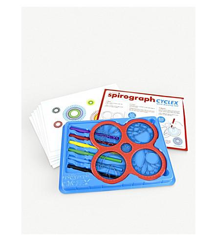 SPIROGRAPH The Original Spirograph Cyclex drawing tool set
