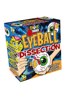 HALLOWEEN Gross Science Eyeball Dissection kit